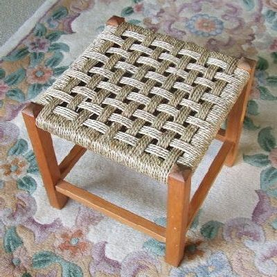 Seagrass Weaving Repair And Replacement